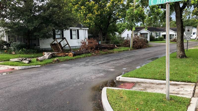 Debris Pickup Could take 3 Months
