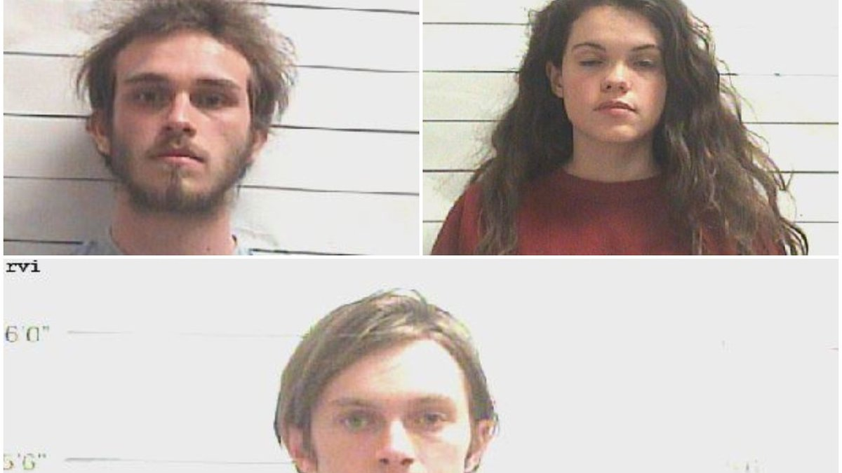 Two Tulane sophomores and an student visiting from another school are accused of setting...