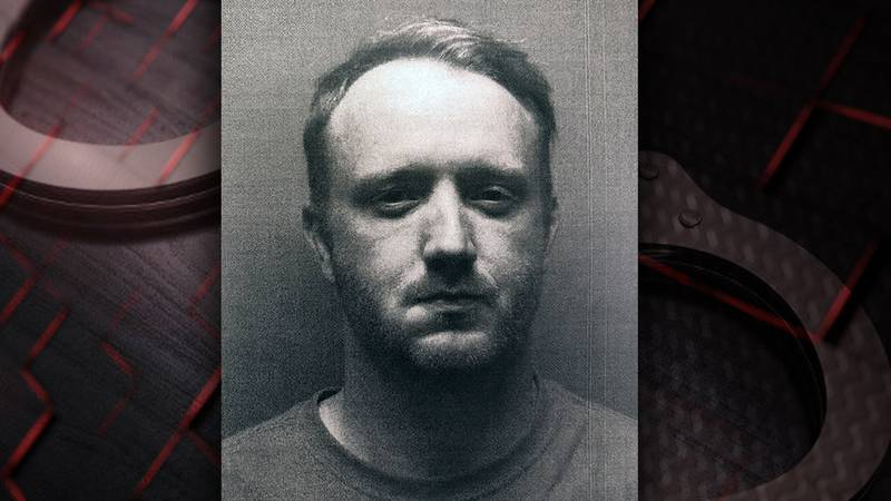 Officer Danny Coy Hobgood with the Slaughter Police Department was arrested Wednesday, Aug. 7,...