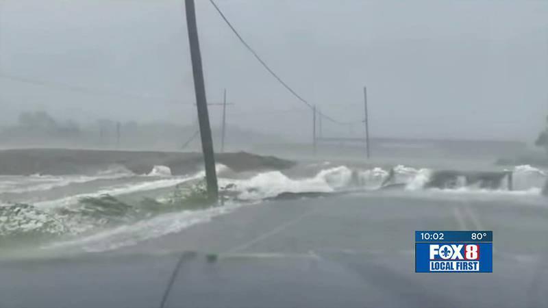Braithwaite community in Plaquemines Parish recovering from Ida flooding