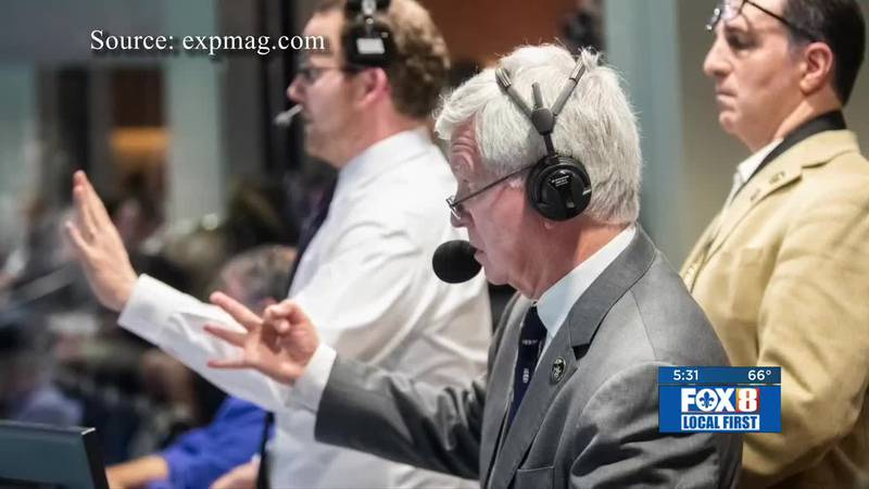 Saints announcer Mark Romig says the dome was so loud last Sunday some of his calls couldn?t be...