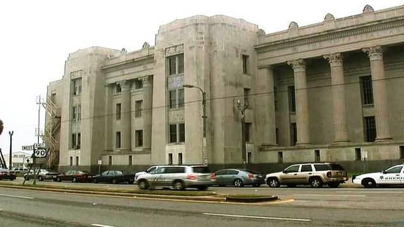 Criminal District Court in New Orleans (File)