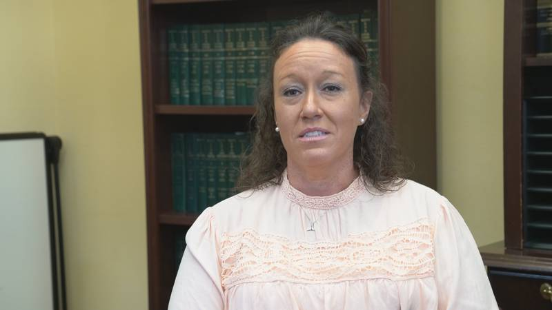 Mandy Tumlin, a former Louisiana state biologist, is appeal her firing