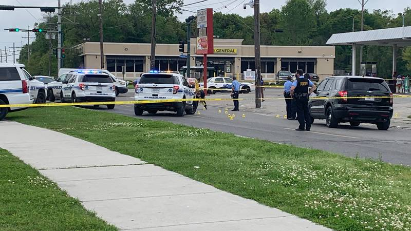 Officers responded to the intersection of Nunez Street and Diana Street for a call of a shooting.