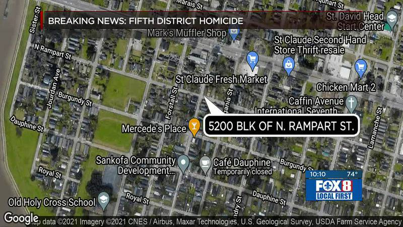 Shooting in the Fifth District