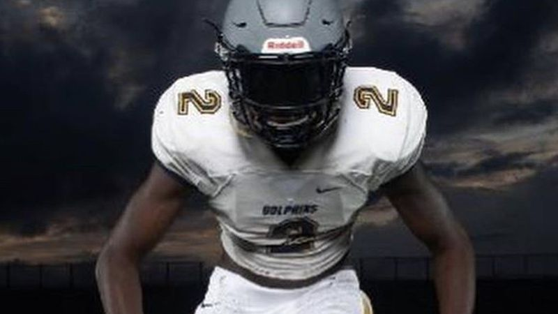 Rivals ranks Brown a 4-star recruit. (Source: Naquan Brown)