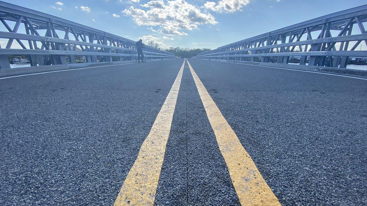 Lafitte new bridge opens