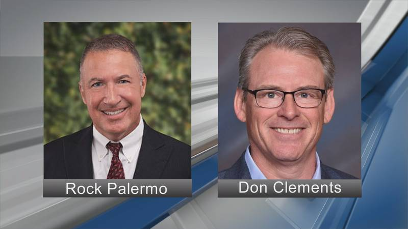 Rock Palermo and Don Clements were killed in a plane crash near Hackberry, on Tuesday, Feb. 2,...